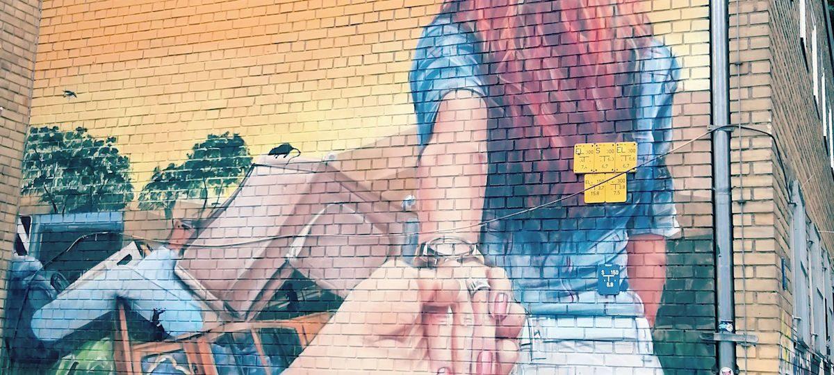 KTS Mural Kunst